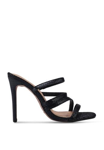 Billini 黑色 Ballari Heels 65E83SH492ABB0GS_1