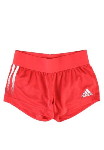 ADIDAS pink aeroready shorts 7AC2DKAA28F468GS_1
