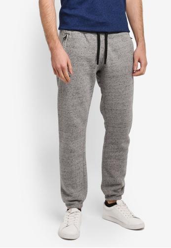 Superdry grey Urban Flash Jogger Pants SU137AA0SI2WMY_1