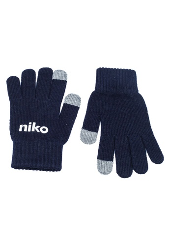 niko and ... blue Iconic Gloves 5D3A7AC9C6D598GS_1