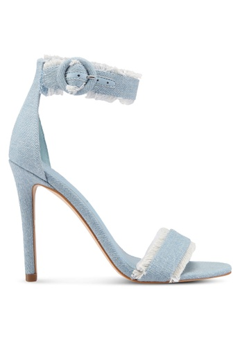 Guess blue Pollee Heels D9581SH8F21EE0GS_1