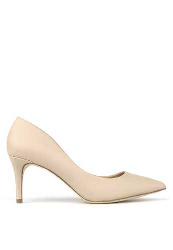 Betts beige Empower Pointed Toe Stiletto Pump 9AFD8SHAAD222BGS_1