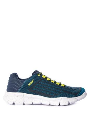 Jump blue Jardin Sneakers A4490SHCBE93ADGS_1