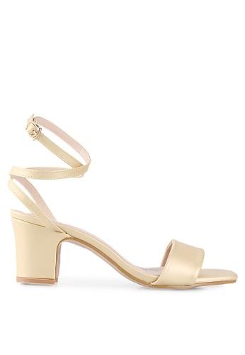 Mandy's gold Bianca Gold Heels MA947SH57DYOID_1