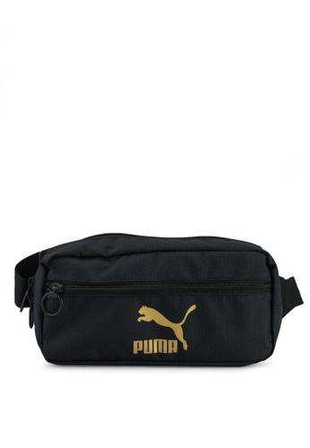 PUMA black Originals Urban Waist Bag B94A8AC443B97DGS_1