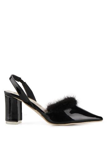 Mandy's black Ambrose Black Heels MA947SH28DZRID_1