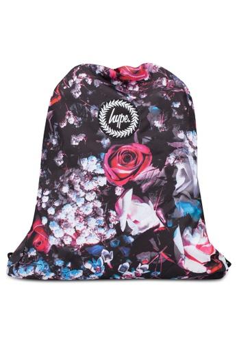 932a7d2fee43 Buy Just Hype Docker Rose Drawstring Bag Online on ZALORA Singapore