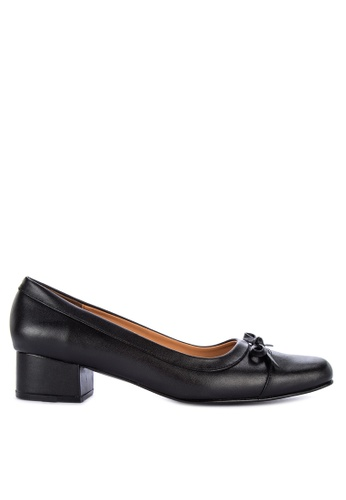 d81114cf35 Shop BANDOLINO Jelly Black Shoes Online on ZALORA Philippines