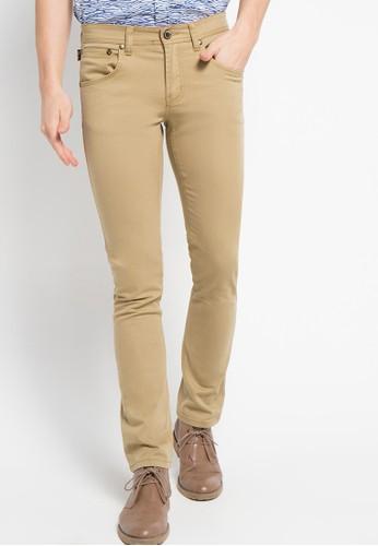 Emba Jeans yellow Bs07.4 EM205AA02XZXID_1
