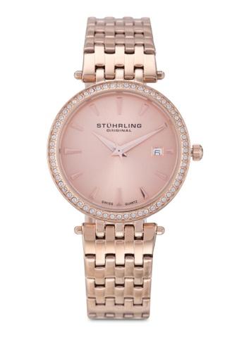 Stuhrling Original pink Garland 579.04 Watch ST251AC91IDCMY_1