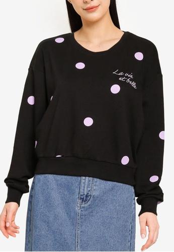 ONLY black Fina Life Sweater 77AF2AAF886129GS_1