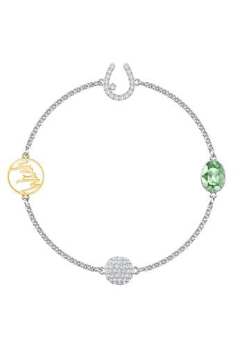 Swarovski multi and silver Swarovski Remix Collection Wish Bracelet  9F5C3AC8435157GS 1 272d7705d4