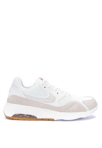 Nike white Women's Nike Air Max Nostalgic Shoes 0BD74SH29D8524GS_1