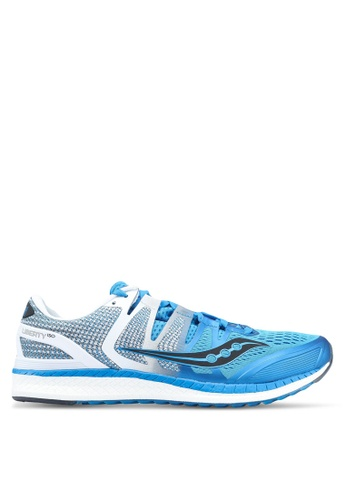 Saucony blue Liberty ISO Shoes SA304SH0SW56MY_1