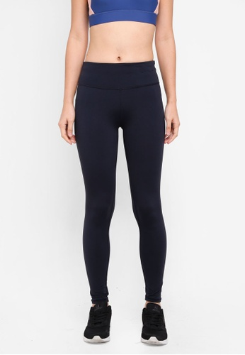 Cotton On Body navy Active Core Tights 055ECAA2F9B291GS_1