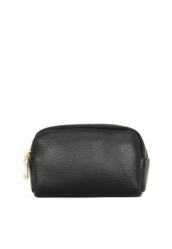HAPPY FRIDAYS Three Layers Litchi Grain Leather Wallet(Mini) JN0015 52DE4AC836A12DGS_1