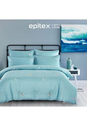 Epitex multi Epitex Silkysoft 900TC SP9049-01 Fitted Sheet Set (w/o quilt cover) 2F907HL6827410GS_1