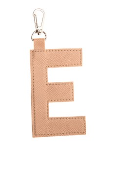 Letter E Milano Key Holder