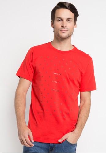 Country Fiesta red Men'S Tshirt Fashion CO129AA0U8L6ID_1
