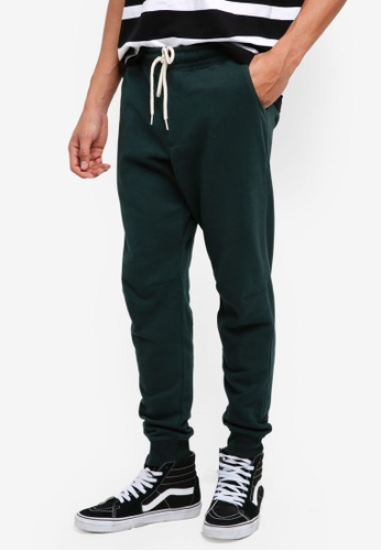 Cotton On green Trippy Slim Trackie Pants A2851AA9210C76GS_1