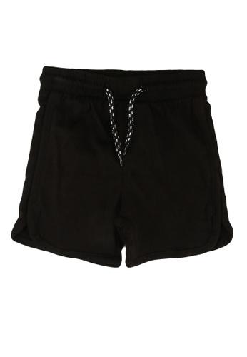 FOX Kids & Baby black Drawstring Shorts 629C0KA4092B8EGS_1
