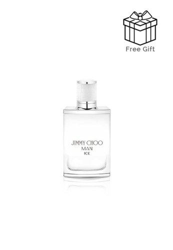 1e1bf03aa25a Buy Jimmy Choo Man Ice EDT Natural Spray 50ml Online on ZALORA Singapore