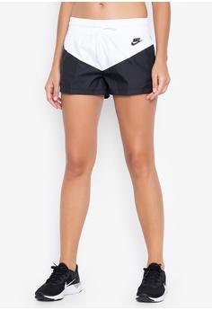 a42ff153ce09 Nike black Nike Sportswear Heritage Bottoms 7C701AA59242B3GS 1