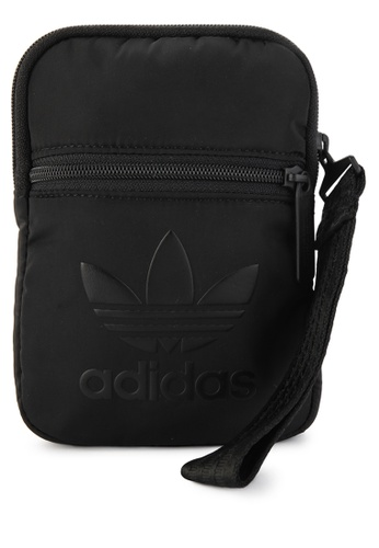 adidas black adidas originals festival bag 8DF39AC751DF44GS 1 a4996f3a38518