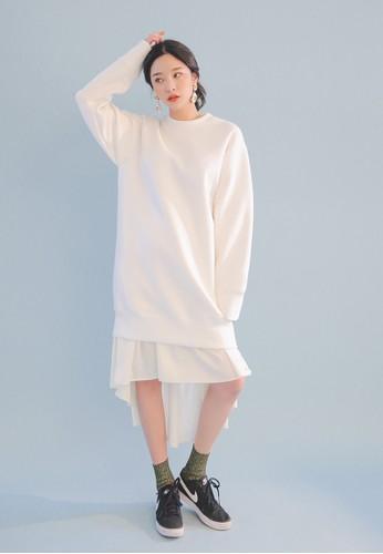 長袖衫連身裙, 服飾, esprit 衣服外套