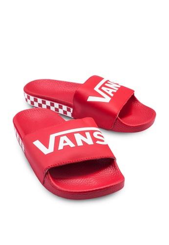 VANS red VANS Slide-On 51191SH422CED6GS_1