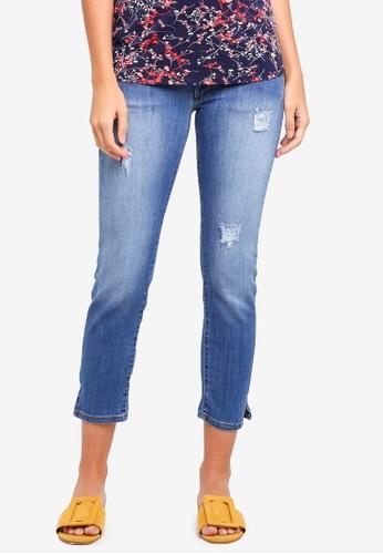 Envie De Fraise blue Maternity Brad Deluxe Jeans 1B3CAAAF1651B5GS_1