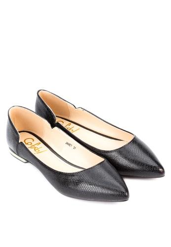 88c0054ace3b Shop Sofab! Janet Flats Online on ZALORA Philippines