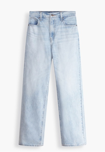 Levi's blue Levi's® Women's High-Waisted Straight Jeans A0092-0002 B90F2AA3A5C472GS_1