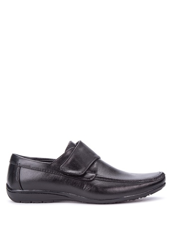 Italianos black Asher Formal Shoes IT153SH49SGWPH_1