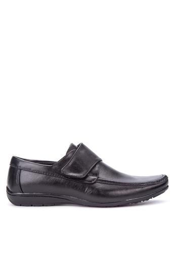 Italianos black Asher Formal Shoes IT153SH49SGWPH_1