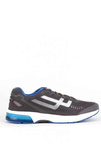 World Balance grey Freedom Run MS Sneakers E3D0FSH36D3D71GS_1