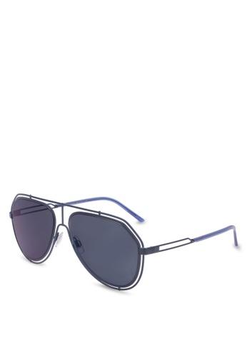Dolce & Gabbana blue Dolce & Gabbana DG2176 Sunglasses DO384GL0S9PBMY_1