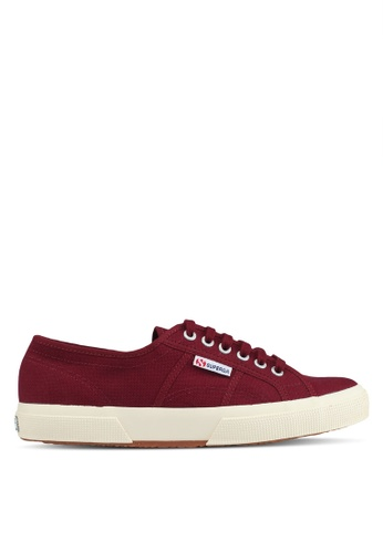 Superga red Cotu Classic Sneakers BBD98SH68D7F13GS_1