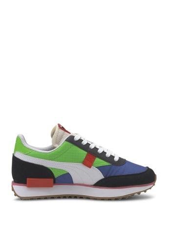 PUMA multi Future Rider Play On Sneakers JR B27ECKS650516EGS_1
