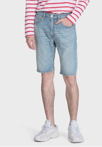 Levi's blue Levi's 505 Regular Fit Shorts Men 28721-0022 A174FAAE83C7BEGS_1