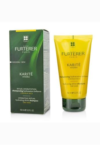 Rene Furterer RENE FURTERER - 雪亞脂保濕亮澤洗髮精 (乾燥髮質) Karite Hydra Hydrating Ritual Hydrating Shine Shampoo 150ml/5oz 186ECBEA7BA3F7GS_1