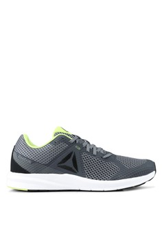 875425076e97 Reebok black and grey Running Core Endless Road Shoes 1A088SH3CDB593GS 1