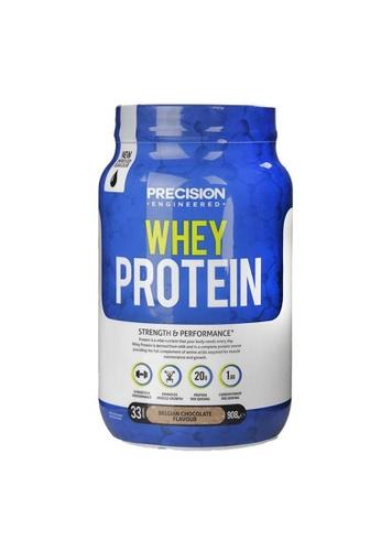 Holland & Barrett Precision Engineered Whey Protein Belgian Chocolate 908g 90290ES1092577GS_1