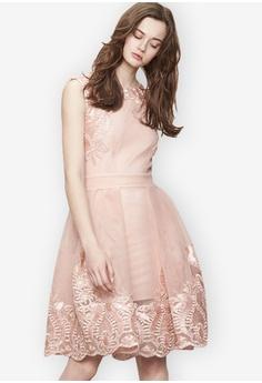 48c421e320b Sunnydaysweety pink Collectibles One Piece Dress 9F3ADAAB02563EGS_1