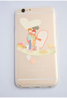 Inlove Transparent Soft Case for iPhone 6