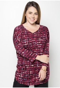 Alicia Plus Size Top