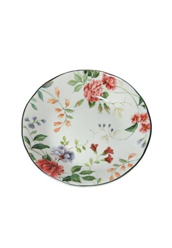 "Claytan Priscilla W Banding - 8"" Siam Rice bowl BD2B4HL02A4CF9GS_1"
