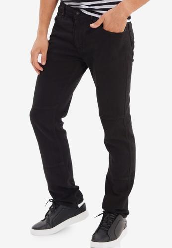 Trendyol black Black Long Pants 93FB0AAD67ABBDGS_1