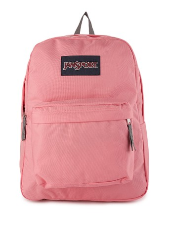Jansport pink Superbreak 3EE08AC06E3522GS_1