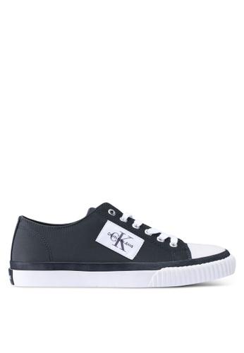 Calvin Klein grey Iziceio Sneakers 0A594SH9313C38GS_1